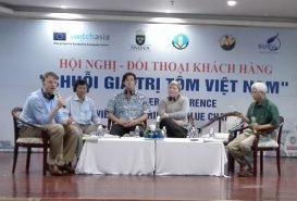 Phát triển chuỗi giá trị tôm Việt Nam bền vững