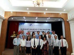 Họp đại hội đại biểu Toàn Quốc hội Y tế công cộng Việt Nam khóa IV